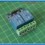 1x Relay 2 channel Opto Isolator DC 12V 10A 250VAC module thumbnail 4