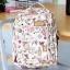 กระเป๋าเป้ ใหญ่ เนื้อด้าน thumbnail 4