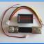 1x Digital DC Voltmeter Ammeter (DC 4.5-100V, 0-100 Amp Red Red ) module + R-Shunt thumbnail 3