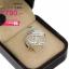แหวนเพชร ประดับ เพชรCZ แหวนทรงมาร์คีย์ฝังเพชรกลมขาว เพิ่มดีเทลหน้าแหวนลายเส้นตัด2แถวฝังเพชรสี่เหลี่ยม ดีไซน์เก๋ หวานซ่อนเปรี้ยว ออกแบบได้ล้ำสวยขาดในสามโลก thumbnail 2
