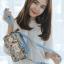 กระเป๋าคลัช + สายยาว Candy Queen thumbnail 1