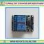 1x Relay 2 channel DC 12V 10A 250VAC module with optocoupler thumbnail 1