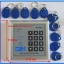1x RFID Security Entry Door Lock Access Control System K2000 + 10 key Tags thumbnail 1