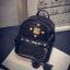 กระเป๋าเป้เล็ก สี ฺBlack thumbnail 1