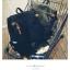 กระเป๋าเป้ Pocket Flap style สีดำ thumbnail 2