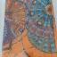 ผ้าพันคอผ้าซาติน Orange Classis thumbnail 1