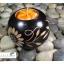 เชิงเทียนไม้มะม่วงทรงกลม DecorLike รุ่น WC-007 thumbnail 2