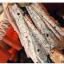 ผ้าพันคอชีฟอง ลายเครื่องแต่งตัวสีชมพูอ่อน thumbnail 1
