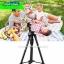 ราคาพิเศษ ขาตั้งกล้อง พร้อมรีโมทบลูทูธและหัวต่อมือถือ Yunteng VCT-5208 แข็งแรง ทนทาน น้ำหนักเบา ใช้ได้กับ สมาร์ถโฟน กล้องดิจิตอล รับน้ำหนักถึง 3000 กรัม thumbnail 6
