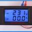 1x Digital LCD AC Voltmeter Ammeter 80-300V 0- 100 Amp Panel Module (Black Color) thumbnail 5