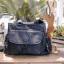 กระเป๋าถือ + สะพายถอดได้ สีดำ thumbnail 1