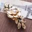 เลือกสี แบบด้วนในค่ะ กิ๊บใหญ่ ดอกไม้สีทองสไตล์กรีก Korea HR9407 thumbnail 2