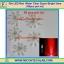 50x LED Red Water Clear Super Bright 3mm (50pcs per lot) thumbnail 1