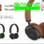 ราคาพิเศษ Remax หูฟังบลูทูธ Headphone BTรุ่น RB - 300H ใช้AUX สแตน์บาย 2เครื่อง เบา สวย หรู ทนทาน เสียงดี เบสหนัก thumbnail 5