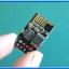 1x ESP8266 ESP-01 WIFI UART Serial WIFI Transceiver Module thumbnail 5