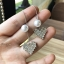 ต่างหู Love Diamond Pear ER2257 thumbnail 5