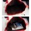 กระเป๋าเป้ Pocket Flap style สีดำ thumbnail 9