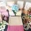ผ้าพันคอ/ผ้าคลุมไหล่ รุ่น Jasmine Melony สี Audrey Plum เป็นผ้ามอสเครปประดับด้วยดอกมะลิสวยงาม ดูเรียบๆ แต่สวยหรูหรามากๆ ใส่ออกงานได้อย่างมั่นใจ เป็นผ้าอย่างดี งานพรีเมี่ยมค่ะ พร้อมกล่อง/ซองแพคเกจอย่างดี ของขวัญ/ของฝาก thumbnail 8