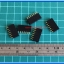 5x Female Pin Header 1x7 Pin Single Row Pitch 2.54mm (5pcs per lot) thumbnail 2