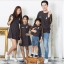 เสื้อครอบครัว ชุดครอบครัว พ่อ แม่ ลูก 🌟🌟Mini Love Set🌟🌟 thumbnail 1