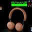 ราคาพิเศษ Remax หูฟังบลูทูธ Headphone BTรุ่น RB - 300H ใช้AUX สแตน์บาย 2เครื่อง เบา สวย หรู ทนทาน เสียงดี เบสหนัก thumbnail 9