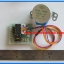 1x Stepper Motor 12Vdc with ULN2003 Motor Driver Board thumbnail 2