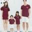 เสื้อครอบครัว ชุดครอบครัว พ่อ แม่ ลูก Balloon pop Set thumbnail 1