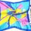 ผ้าพันคอผ้าซาติน Colorful Style thumbnail 2