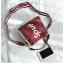 กระเป๋าถือ + สะพายข้าง LV SUPREME สีแดง thumbnail 2