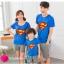 เสื้อครอบครัว ชุดครอบครัว เสื้อ พ่อ แม่ ลูก ลาย ซุปเปอร์แมน ผลิตจากผ้าคอตตอน 100% thumbnail 5