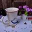 แก้วมัคเซรามิคปากแตร รูปเพนกวินท้าลมหนาว thumbnail 4