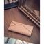 กระเป๋าสตางค์ทรงยาวลายหนังจระเข้ สีชมพูนู้ด thumbnail 7