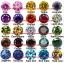 เพชรCZ 6A ทรงกลม มีทุกสี (ROUND ALL Color) - Size 1.00mm - 1แพ็ค - 1000เม็ด thumbnail 2