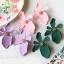 ต่างหูเกาหลี ต่างหู Orchid Flower Korea ER9631 thumbnail 4