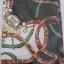 ผ้าพันคอผ้าซาติน ลายจักรพรรดิสีเขียว thumbnail 1