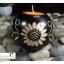 เชิงเทียนไม้มะม่วงทรงกลม DecorLike รุ่น WC-007 thumbnail 3