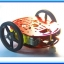 1x Smart Robot Car 2WD Wheel Drive aluminum Chassis Kit With Motors and Wheels thumbnail 2