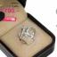 แหวนเงิน ประดับเพชร CZ แหวนทรงดีไซน์คลาสสิค เพิ่มลุคเก่ๆสวยงามยามสวมใส่ ผลิตด้วยขั้นตอนเน้นความละเอียด โดยช่างเปี่ยมประสบการณ์ thumbnail 2