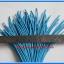 1x Heat Shrink Tube 1.0mm Blue Color Length 1 meter 3M Brand (ท่อหด 1.0มม ยี่ห้อ 3M) thumbnail 2