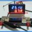 1x Digital DC Voltmeter Ammeter (DC 4.5-100V, 0-50Amp Blue Red ) module + R-Shunt thumbnail 7