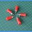 5x แจ๊คแบนานาคอนเน็คเตอร์ ขนาด 4 มม สีแดง (Banana Jack) thumbnail 3