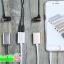 Remax แท้ 3.5 AUX RL-S20 สายAUX สายแยกแจ็ค มือถือ MP3 ลำโพง ครื่องเสียง คุณภาพเยี่ยม สายกลม แข็งแรง ทนทาน thumbnail 7