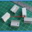 5x แผ่นระบายความร้อน TO-220 ขนาด 22x15x10mm สีขาว (Heat sink) thumbnail 2