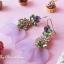 เลือกสีด้านในค่ะ ต่างหูเกาหลี ต่างหู Pastel Flower Korea ER63141 thumbnail 26