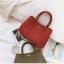 กระเป๋าสตางค์ H E R M E S garden party สีแดง thumbnail 1