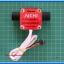 1x OF05ZAT High-precision Gear Flow Sensor meter For Water Oil Kerosene high density Liquid G1/2'' thumbnail 5