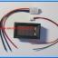 1x Digital DC Voltmeter Ammeter (DC 0-100V, 0-10Amp) Red/Blue module thumbnail 2