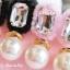 เลือกสีด้านในค่ะ ต่างหู Big Diamond Korea ER90633 thumbnail 8