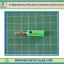 1x Male Banana Plug 4mm Connector Green Color thumbnail 1