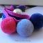 เลือกสีด้านในค่ะ ผ้ายืดรัดผม Pom Pearl HR5587 thumbnail 7